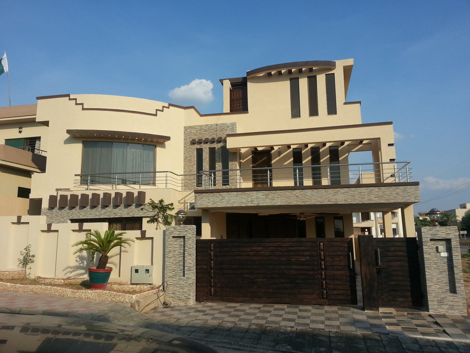 Front Elevation Houses Islamabad : Bahria town design joy studio gallery best