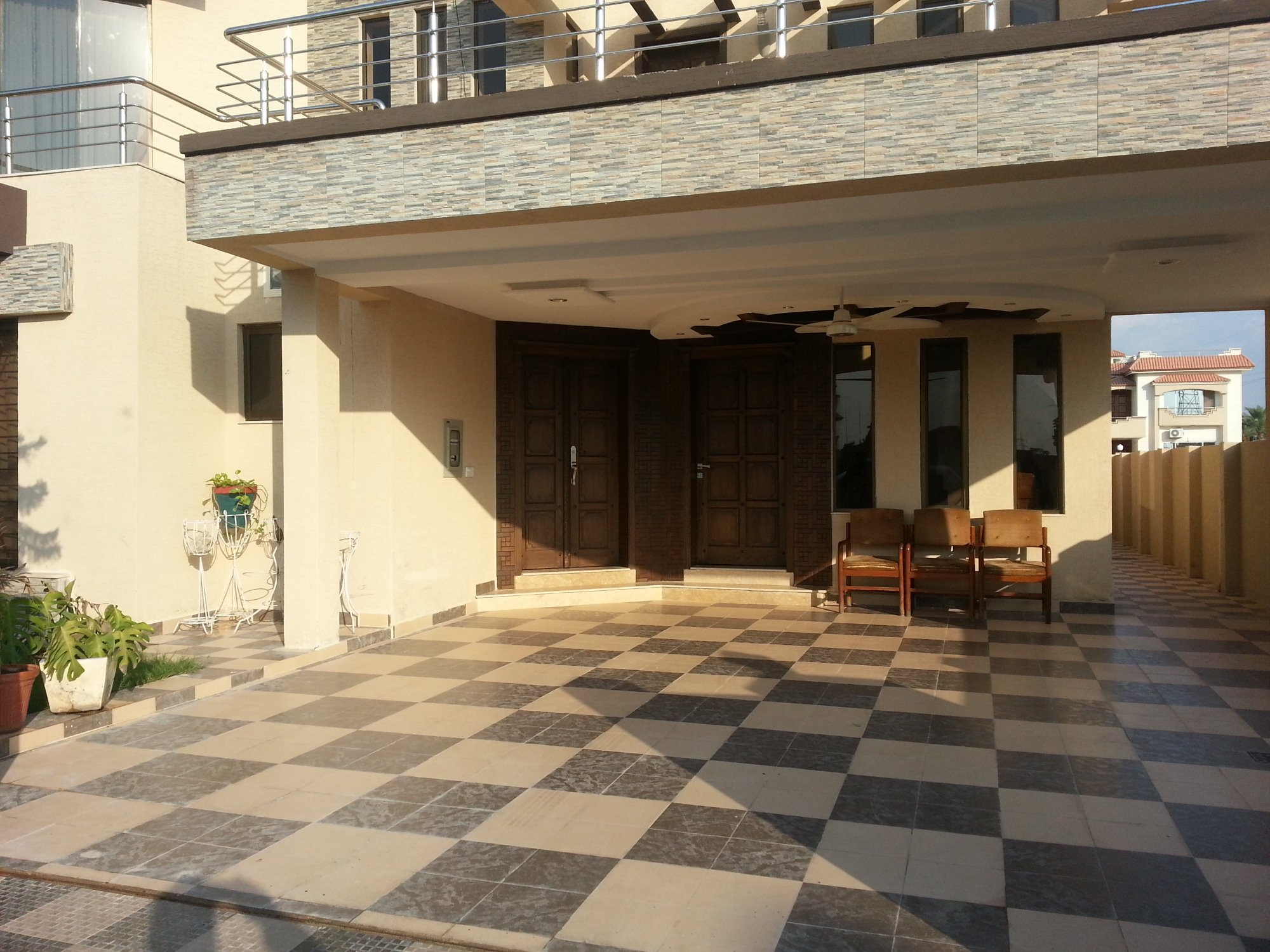 furnished house in bahria town phase 3 islamabad for sale