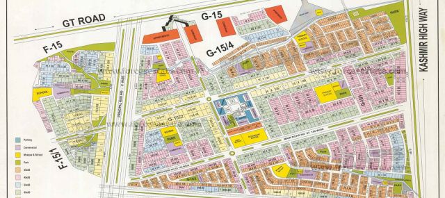 Marla Residential Level Plot in Sector G15 JKCHS Islamabad for Sale