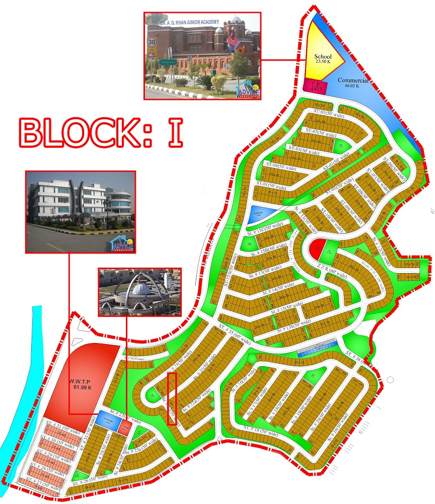 Bahria Town Islamabad Phase 8