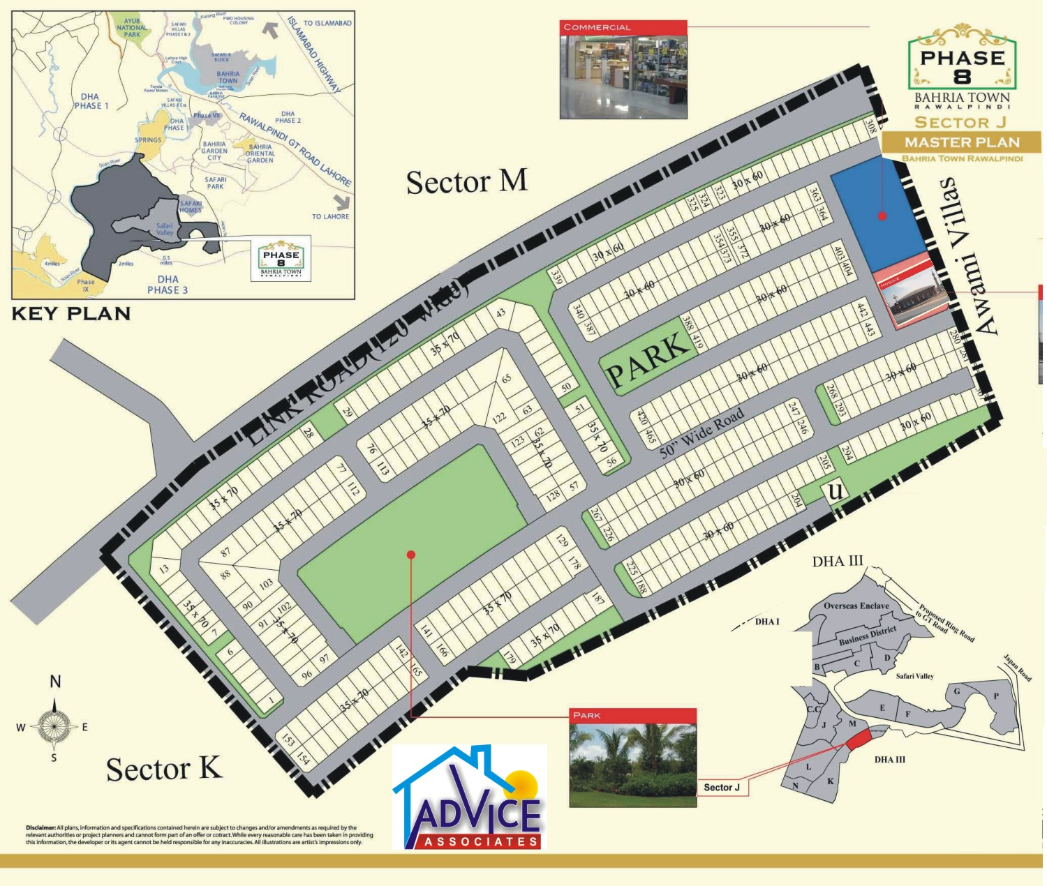 Bahria Town Islamabad Phase 8: 10 Marla Plot In Sector J Phase 8 Bahria Town Islamabad