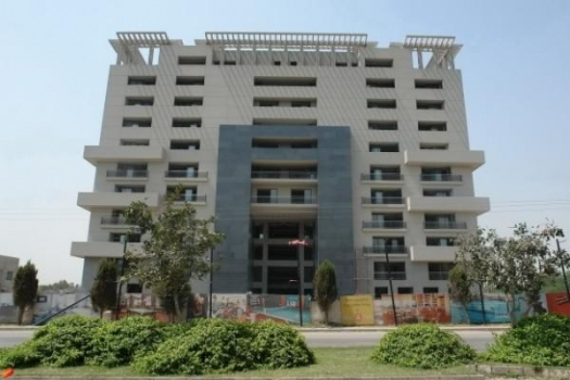 Silver Oaks F 10 Markaz Islamabad 3 Bed Ground Apartment