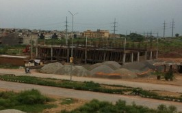 g13 markaz underconstruction plaza