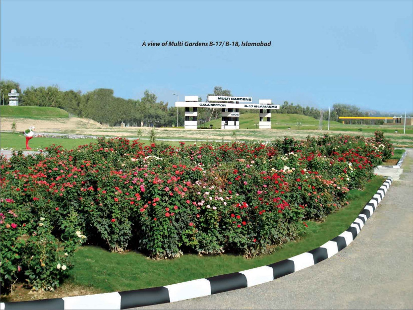 Multi Garden Islamabad Plot For Sale