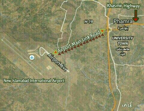 Revised Airport Link Road Plan Amp Best Societies For Investment