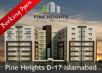 Pine Heights D-17 islamabad