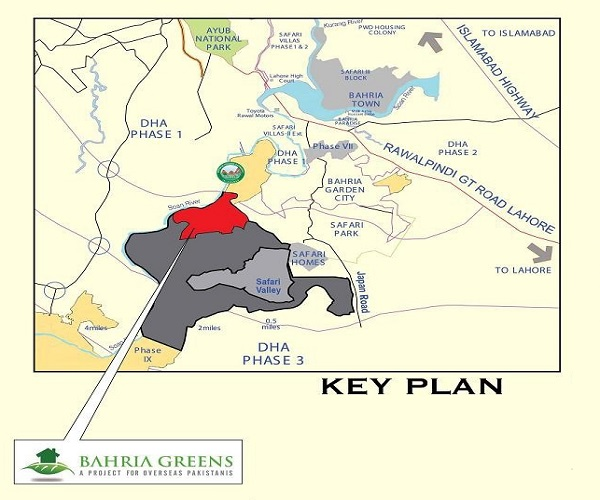 Bahria Town Islamabad Phase 8: Bahria Town Phase 8
