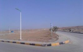 Bahria Town Phase 8 L block Development Pictures