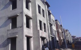 Awami Villas 3 Bahria Town Under Construction Apartments