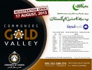 Commoners Gold Valley Islamabad