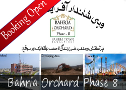 bahria orchard phase 8 rawalpindi