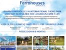 Bahria Farm Houses Karachi Full Ad