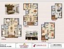 Samama Gulberg Apartments Layout Plan
