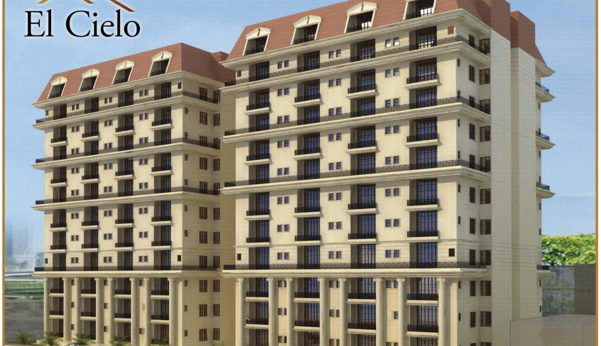 Bahria Central Park Apartments - Project Details, Location & Prices
