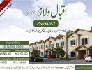 Iqbal Villas Bahria Town Karachi
