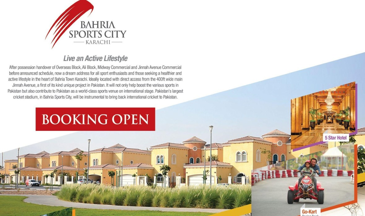 Top City-1 Islamabad Launches New Booking of Residential & Commercial Plots
