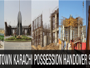 Bahria Karachi Possession Handover Started