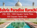Bahria-Paradise-Karachi-Booking-Open