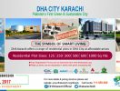 DHA City Karachi New Booking 2017 Advertisement