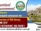 DHA Homes Reballot News