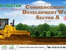 DHA Multan Development Work