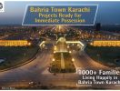 Bahria Town Karachi Possessios Available