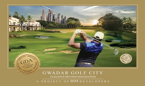Gwadar Golf City – Booking Details, Location Map and Plot Prices