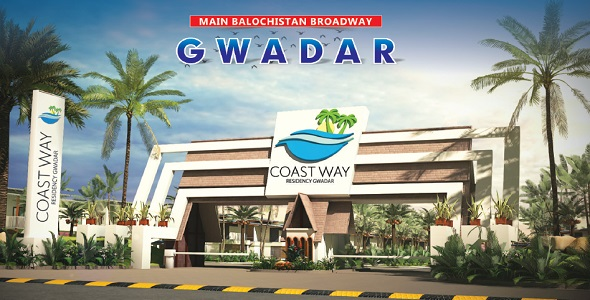 Coast Way Residency Gwadar – Booking Details, Location and Plot Prices