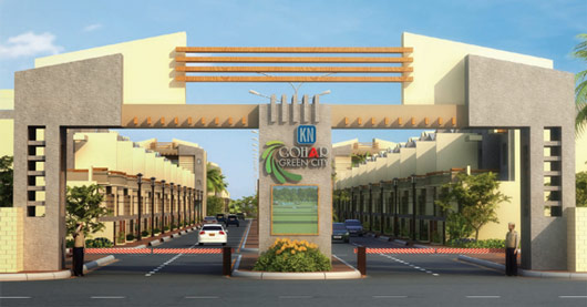 KN Gohar Green City Karachi – Project Details, Location and Prices