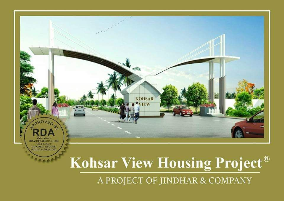 Kohsar View Housing Project Rawalpindi – Booking Details and Plot Prices
