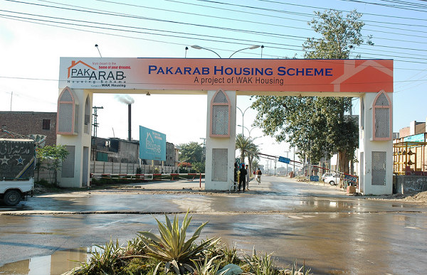 Pak Arab Housing Scheme Lahore New Booking Overseas F-1 Block Details