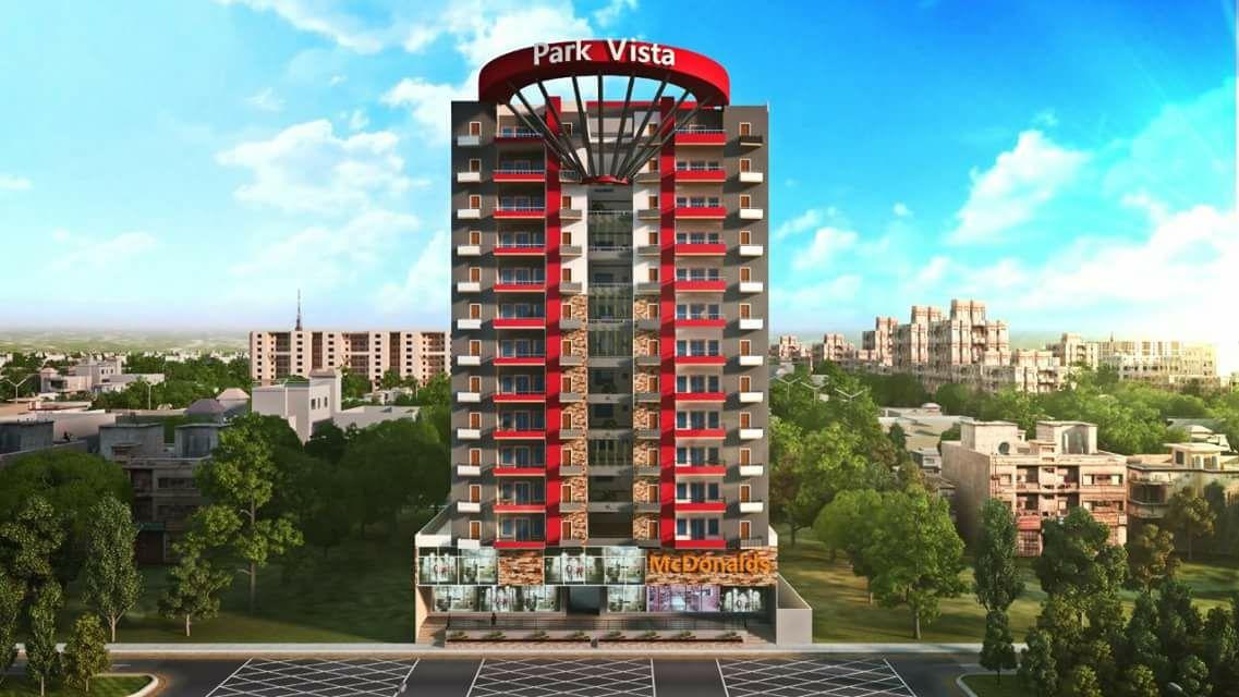 Park Vista Apartments Bahria Town Karachi – Location, Features & Prices
