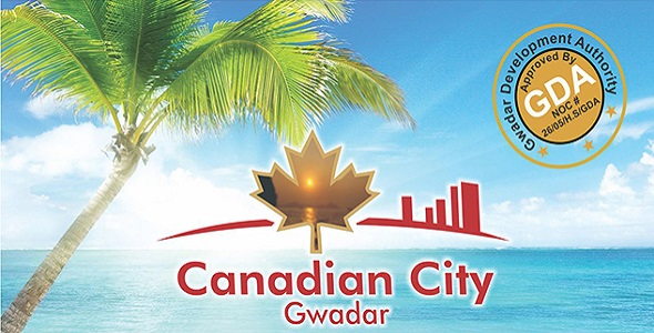 Canadian City Gwadar – Booking Detail, Project Features and Prices