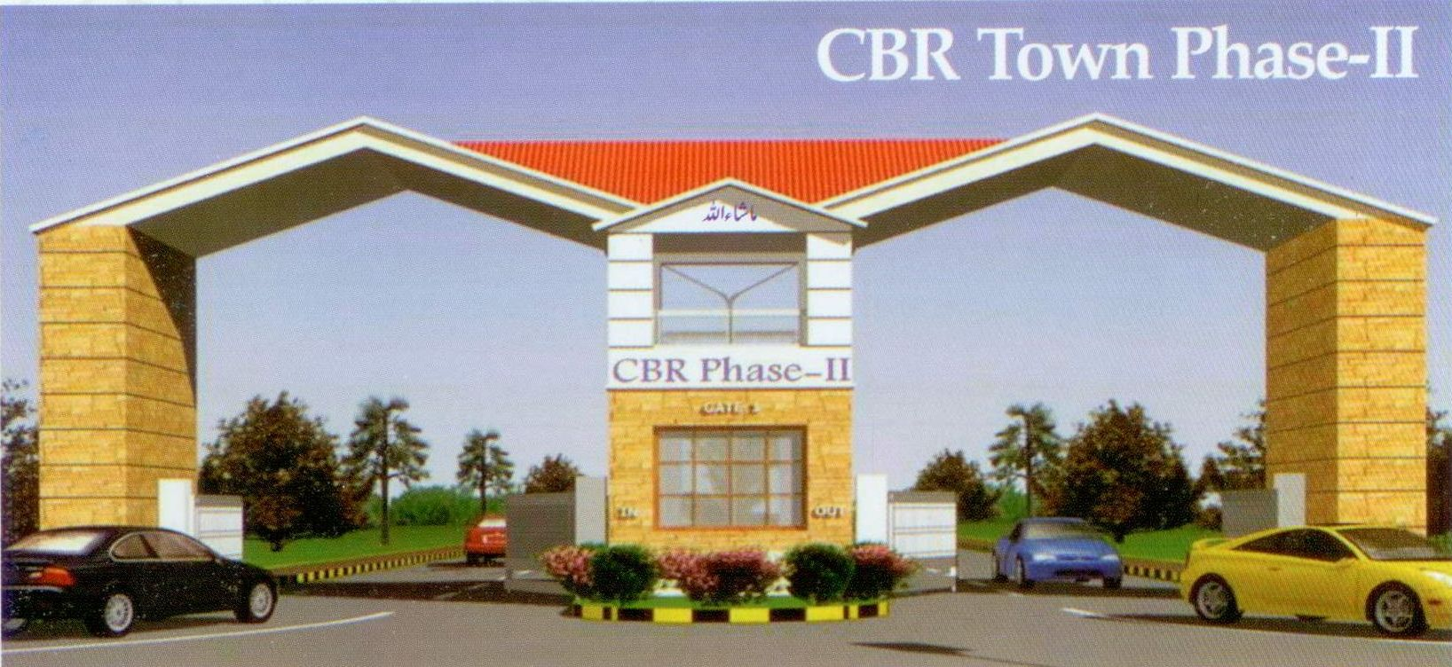 CBR Town Phase 2 Islamabad – Project Details, Location Map and Prices