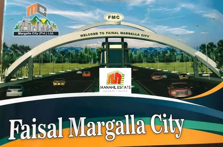 Faisal Margalla City B-17 Islamabad Pre-launch Bookings Open