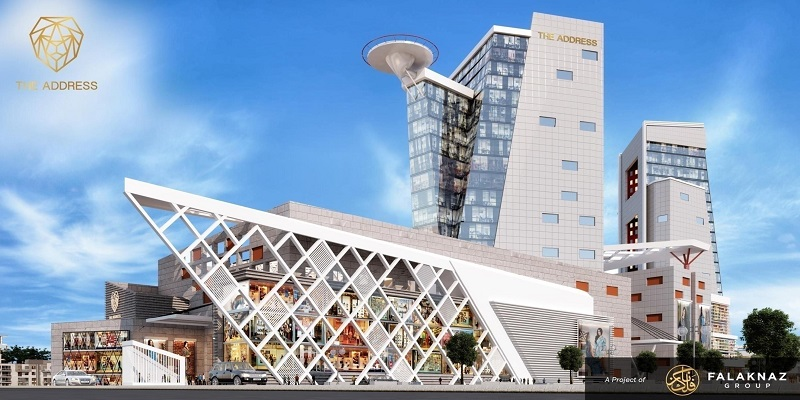 The Address Mall by Falaknaz Group – Location, Features and Prices