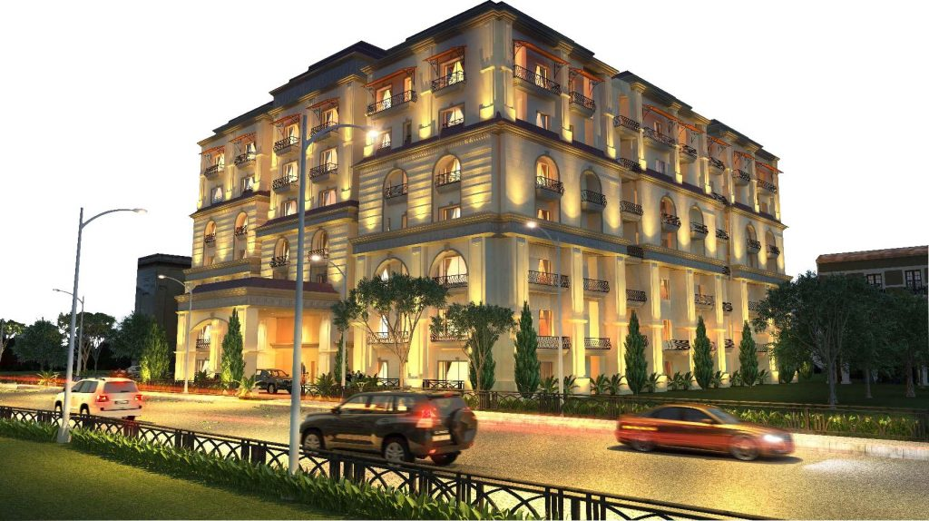 The Arch Apartments G-11 Islamabad Booking Details, Location and Prices