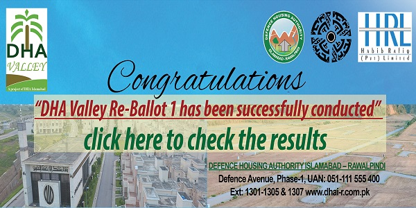 Park View City Islamabad Announced Balloting Date - Manahil