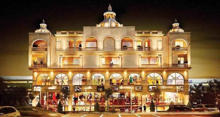 Elanza Mall & Residency Gulberg Residencia Islamabad