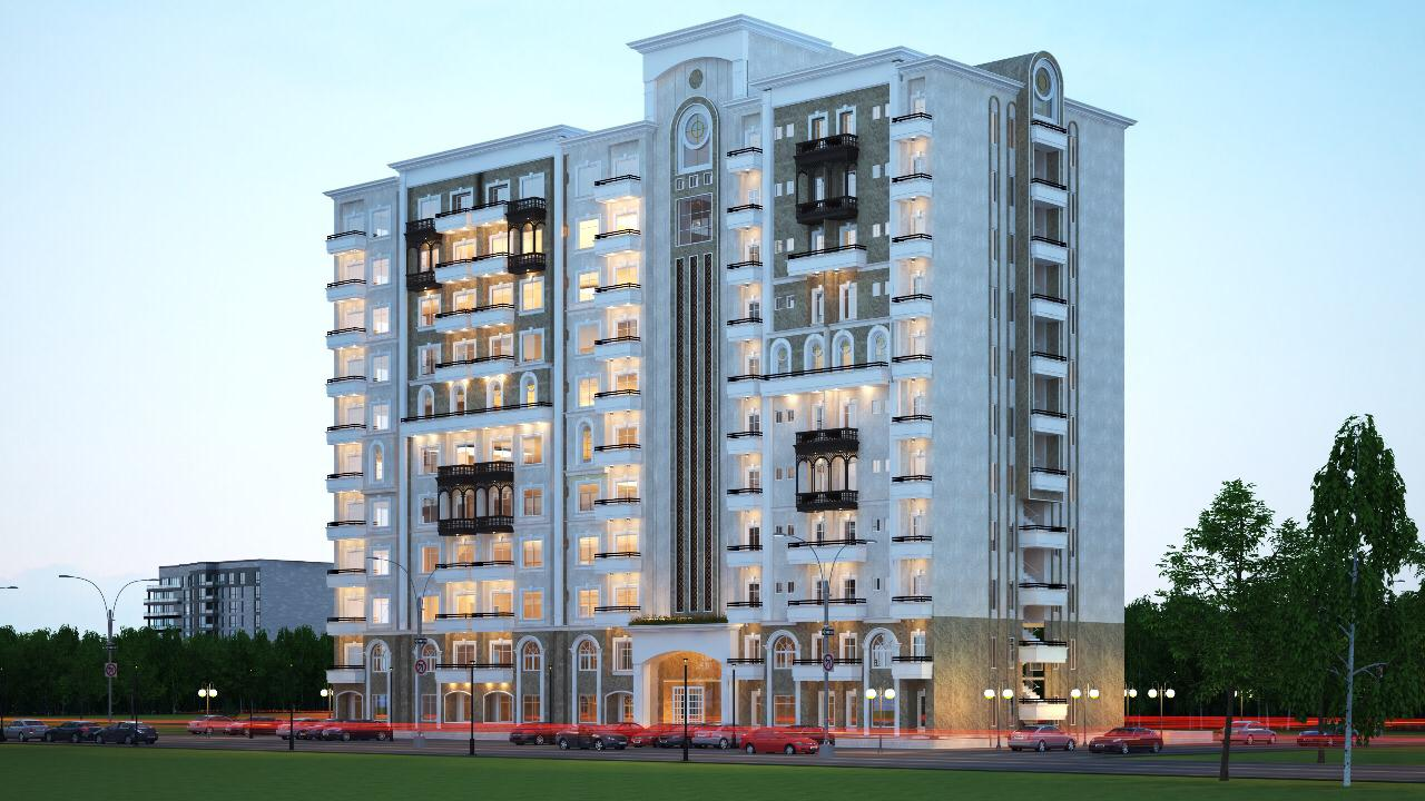 Green Heights – Low Cost Apartments in Sector B-17 Islamabad