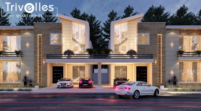 Trivelles Smart Homes Launching Lake Boulevard Luxury Villas in Capital Smart City