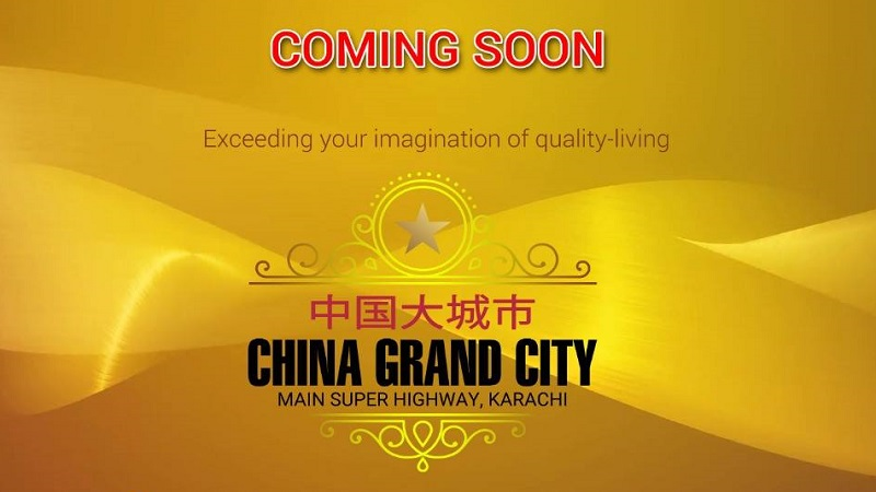 China Grand City Karachi – Booking Details, Location and Prices