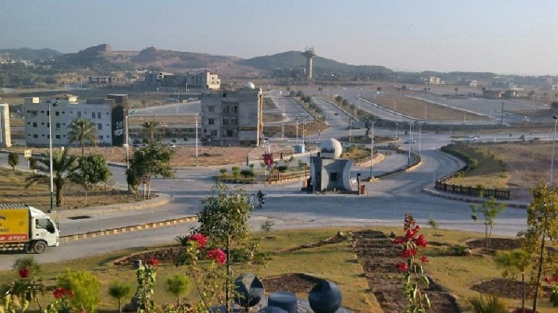 Bahria Town Phase 8 Rawalpindi New Deal of Fully Developed Open Plots