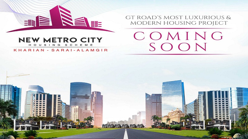 New Metro City Kharian – Project Details, Location & Plot Prices